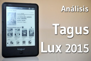 Analisis Tagus Lux 2015