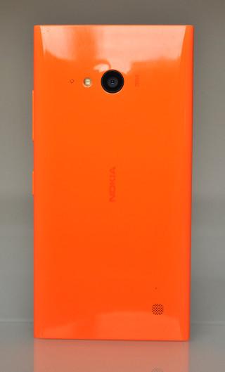 Nokia Lumia 735 - Detras
