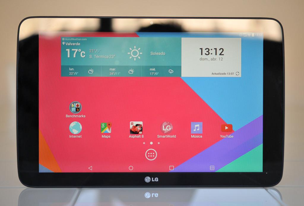 LG G Pad 10.1 - 2