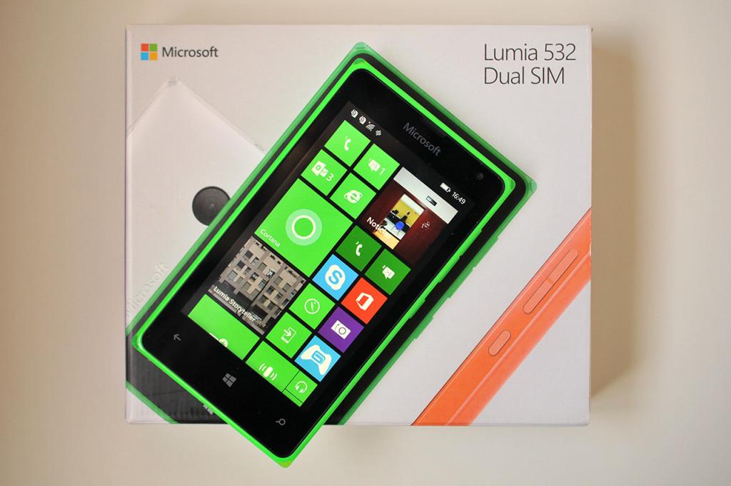 Microsoft Lumia 532 - 14