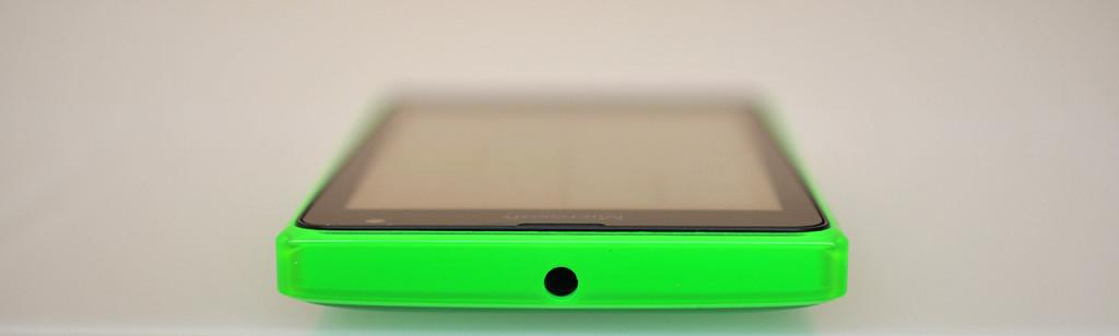 Microsoft Lumia 532 - arriba