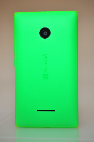 Microsoft Lumia 532 - atras