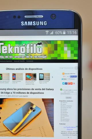 Samsung Galaxy S6 edge - 12