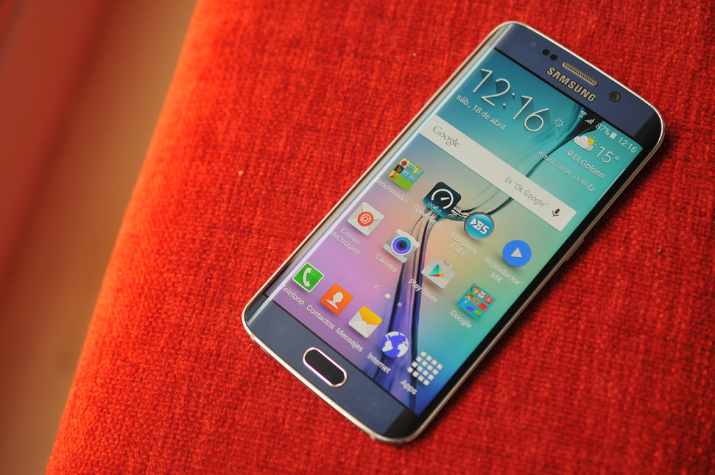 Samsung Galaxy S6 edge - 13