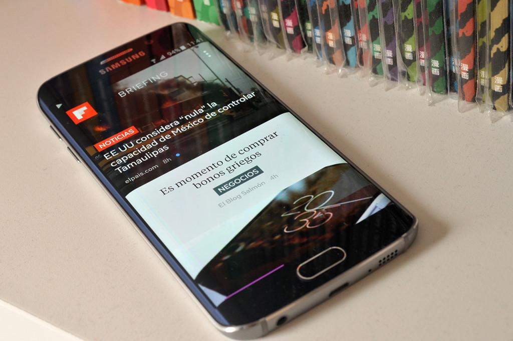 Samsung Galaxy S6 edge - 19