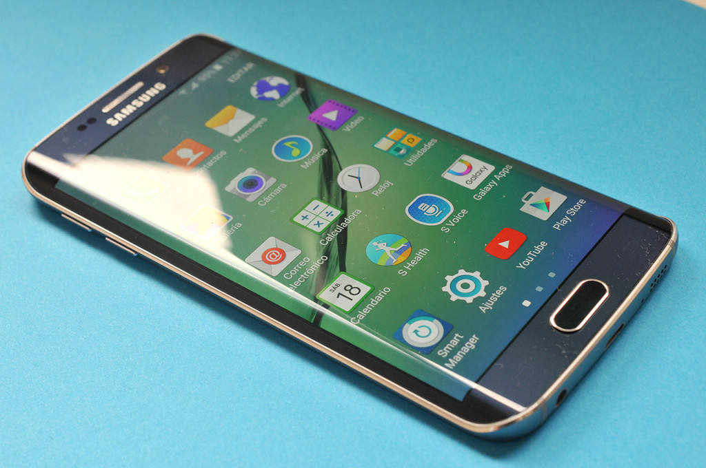 Samsung Galaxy S6 edge - 6