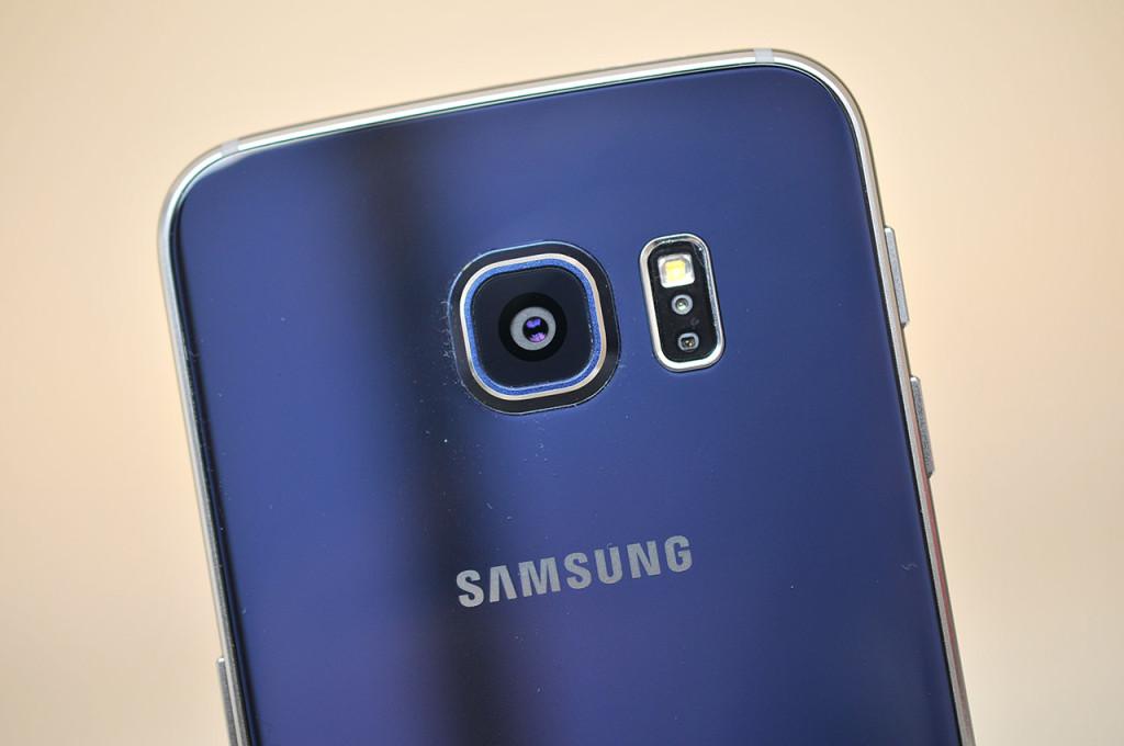 Samsung Galaxy S6 edge - Camara