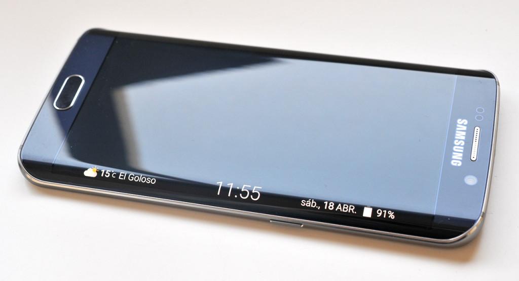 Samsung Galaxy S6 edge - Paneles Edge