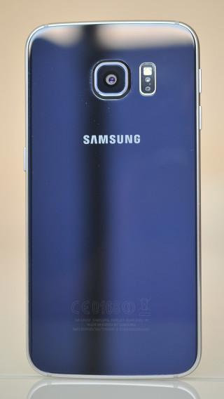 Samsung Galaxy S6 edge - atras