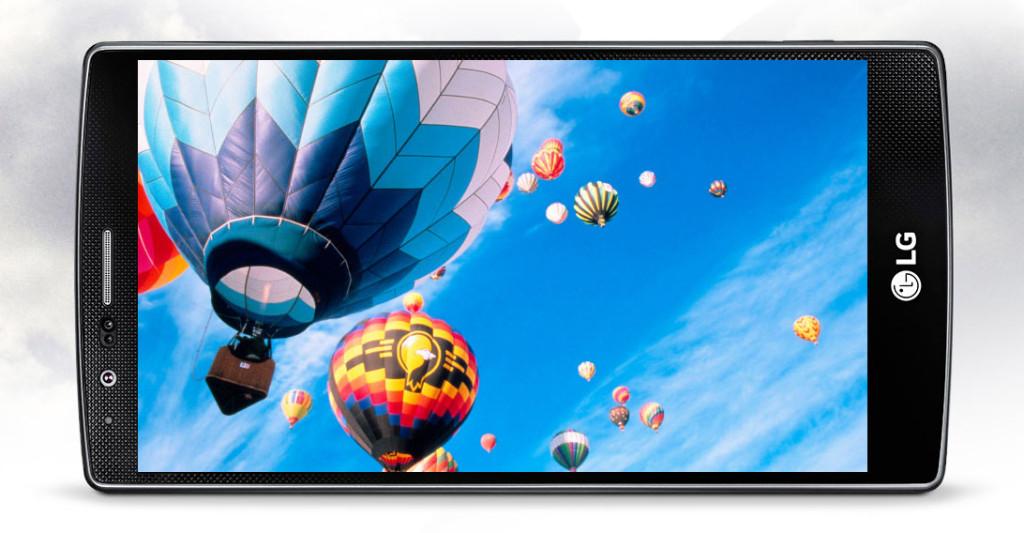 lg g4 pantalla