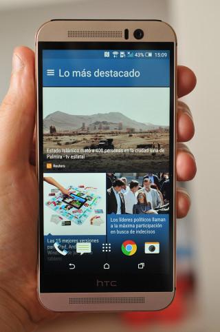HTC One M9 - 10