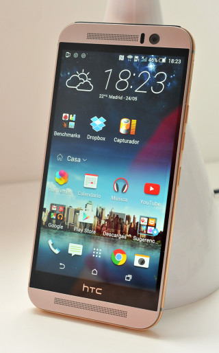 HTC One M9 - 12