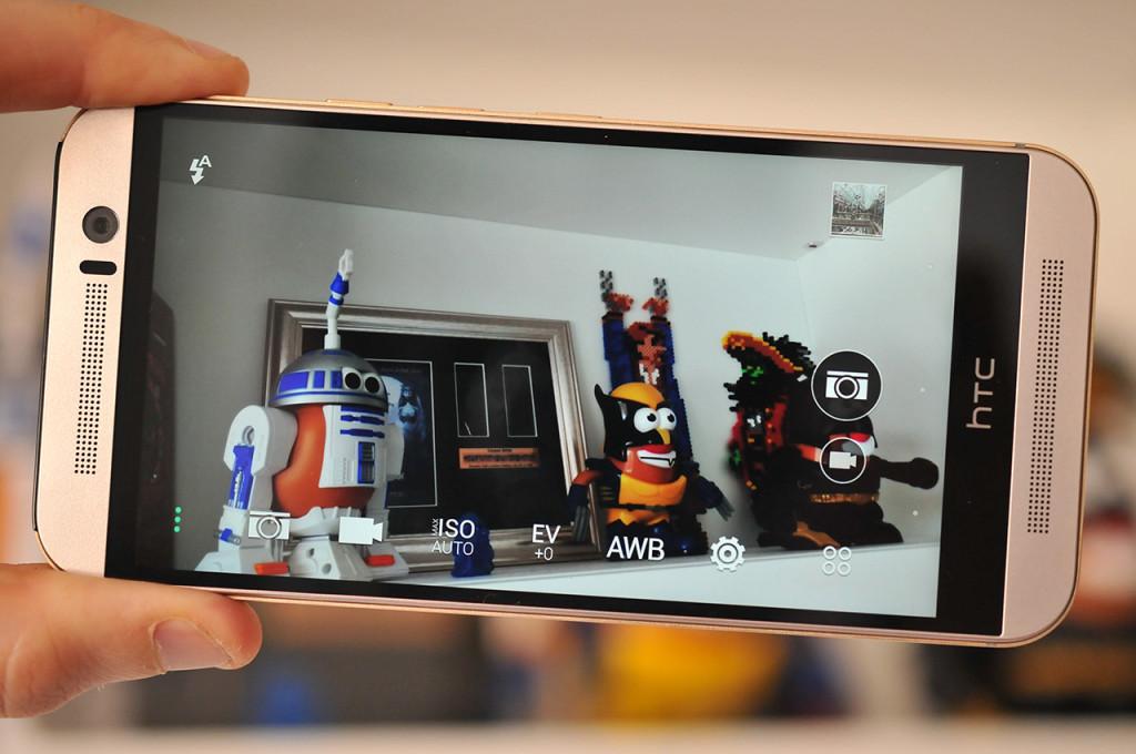 HTC One M9 - 18
