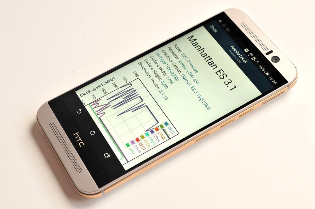 HTC One M9 - 21