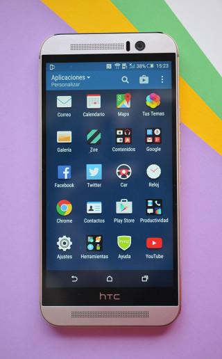 HTC One M9 - 8