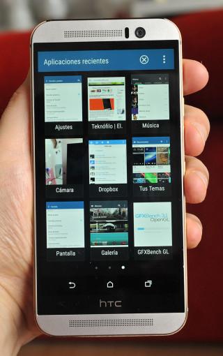 HTC One M9 - 9