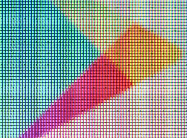 HTC One M9 - Matriz RGB