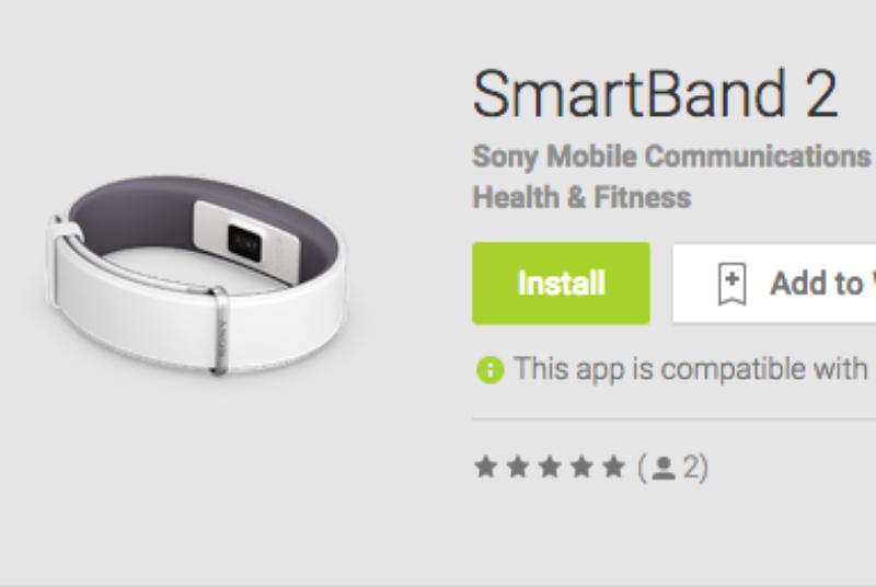 smartband 2