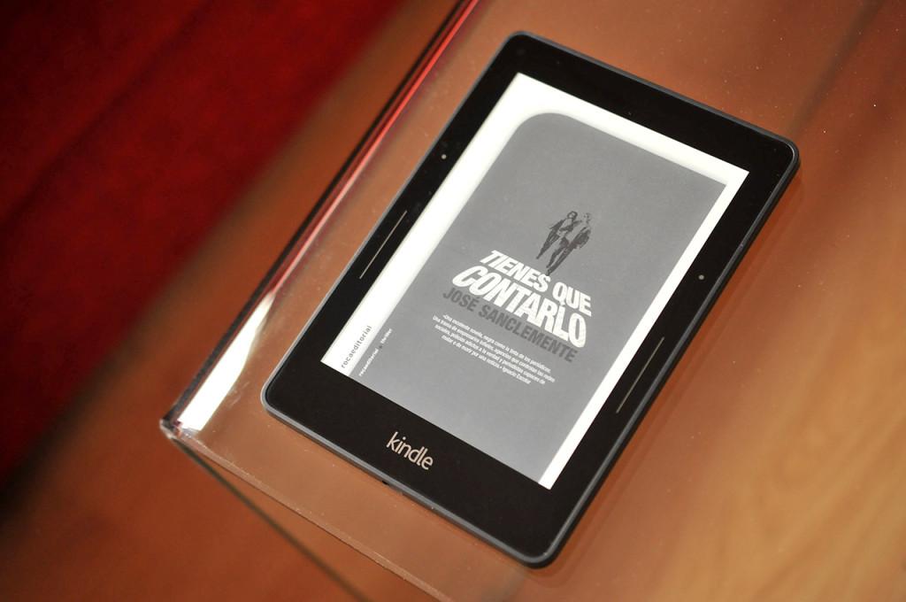 Kindle Voyage - 1