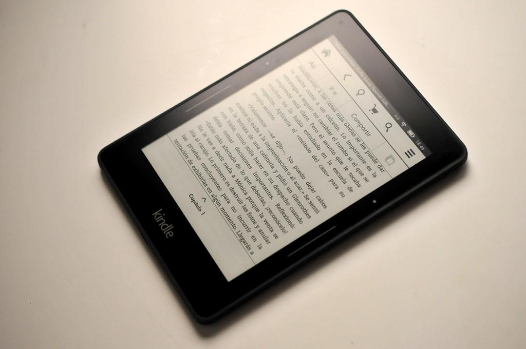 Kindle Voyage - 2