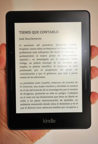 Kindle Voyage - 4