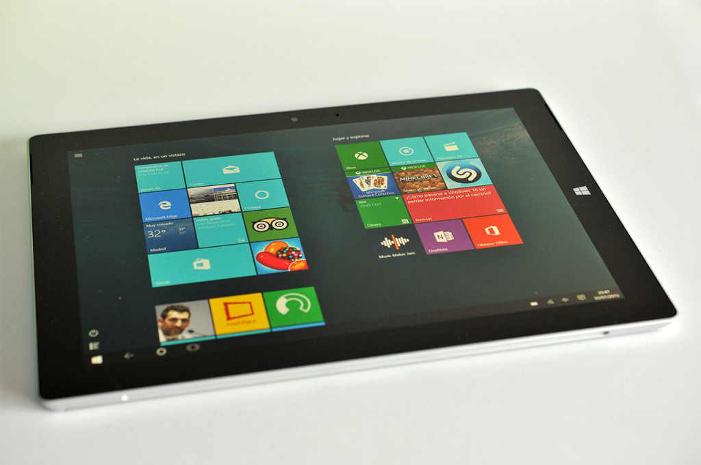 MS Surface 3 - 13