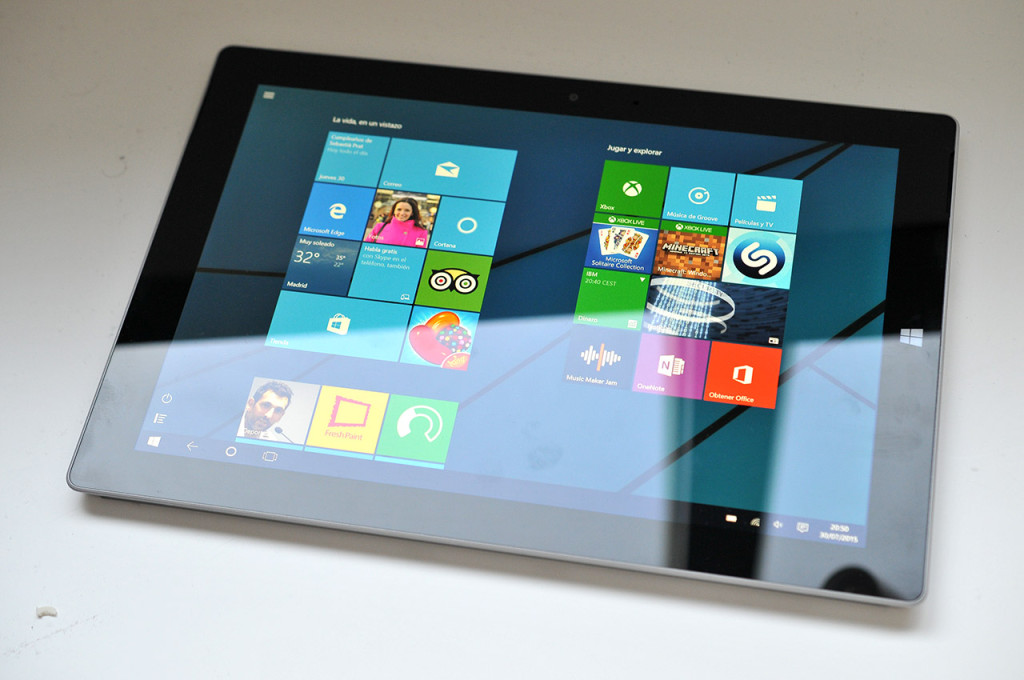 MS Surface 3 - 21