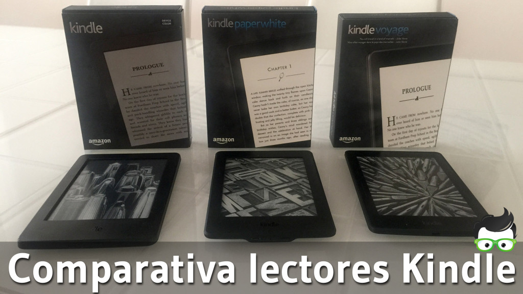 comparativa kindle