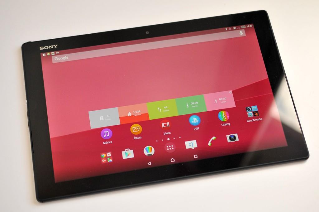 Sony Xperia Z4 Tablet - 21