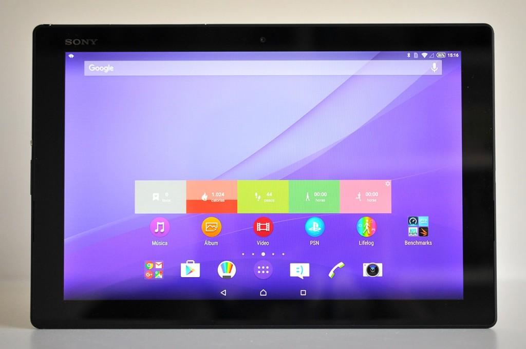 Sony Xperia Z4 Tablet - 5