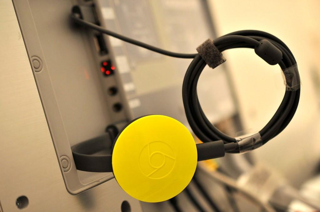 Chromecast - 1