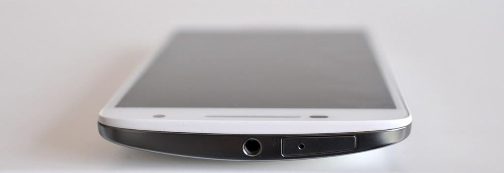 Moto X Play - arriba