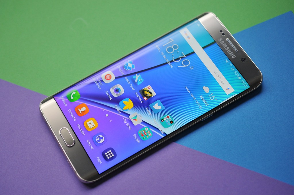 Samsung Galaxy S6 edge plus - 15