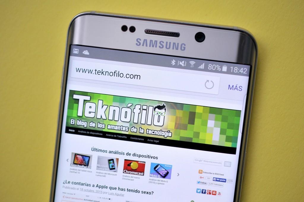 Samsung Galaxy S6 edge plus - 16