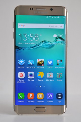 Samsung Galaxy S6 edge plus - 2