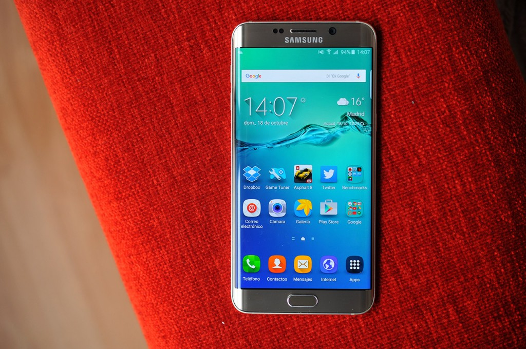 Samsung Galaxy S6 edge plus - 27