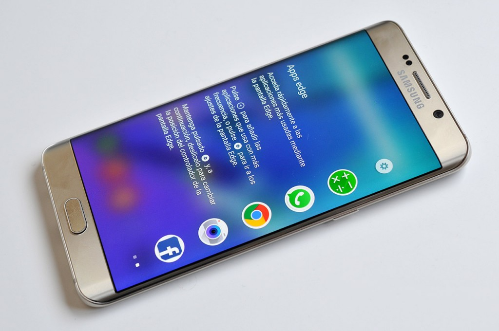 Samsung Galaxy S6 edge plus - 32