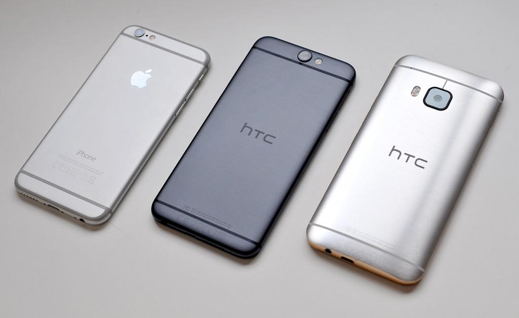 HTC One A9 - 2