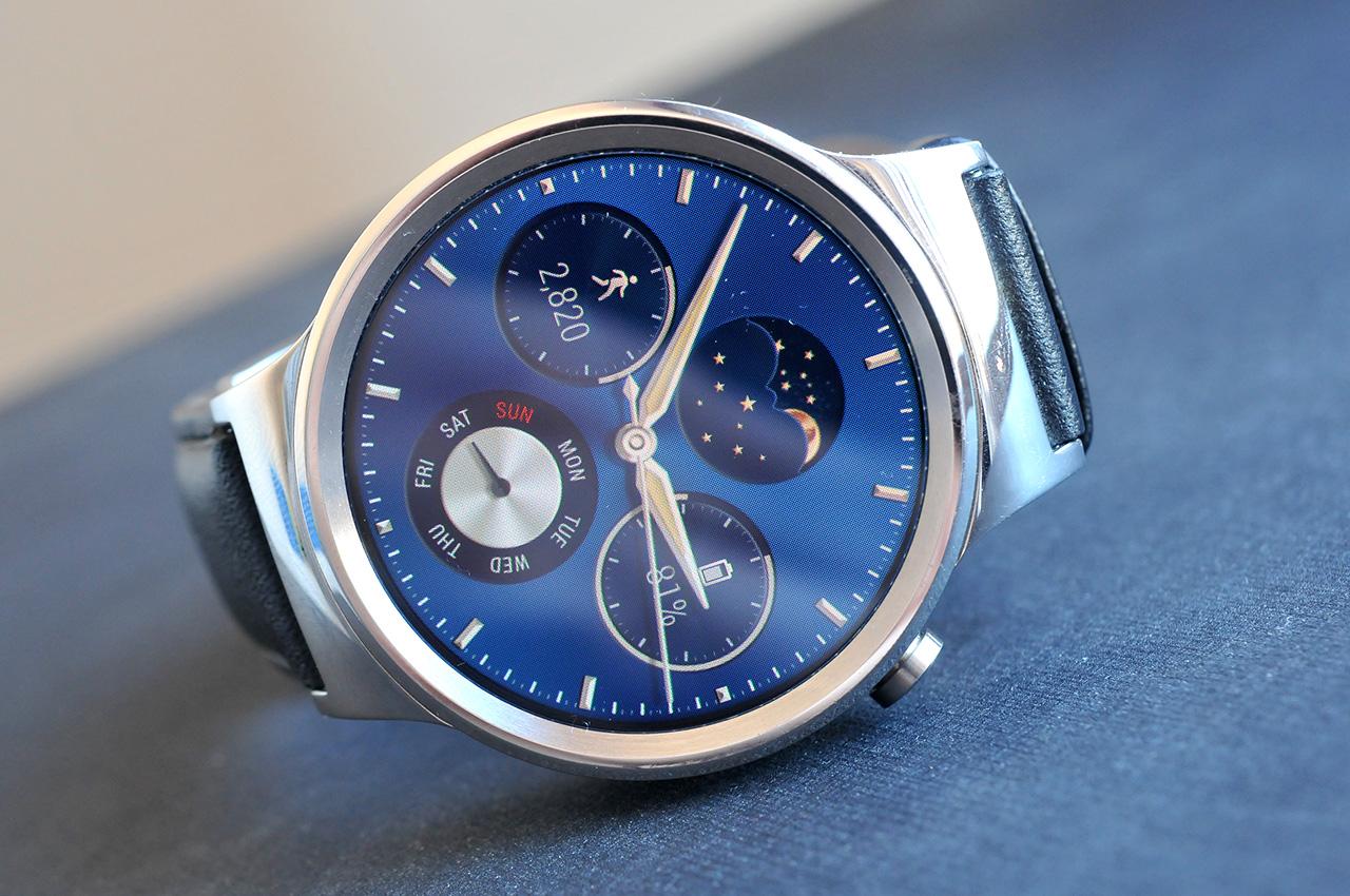Huawei Watch - 11