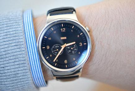 Huawei Watch: El reloj Android Wear más lujoso ya ha llegado