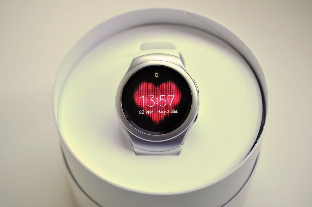 Samsung Gear S2 - 12