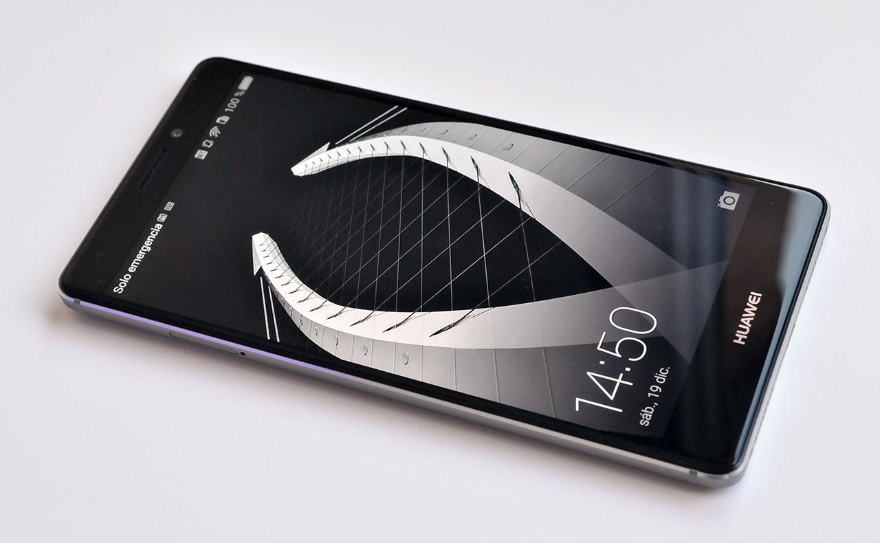 Huawei Mate S - 3