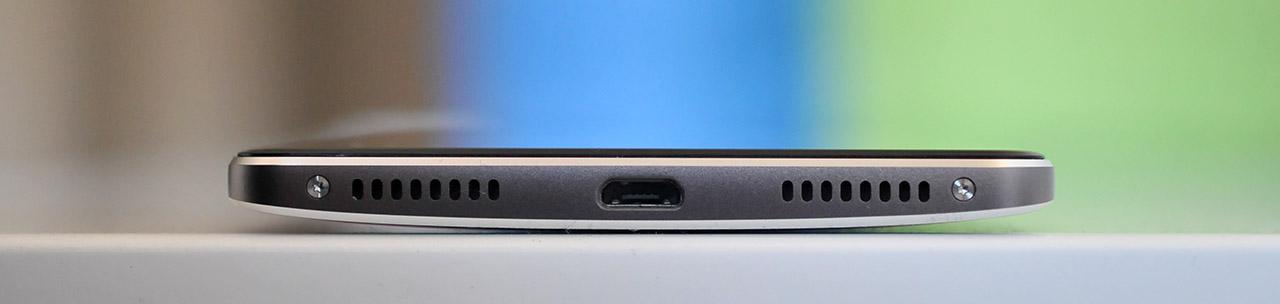 Huawei Mate S - Abajo