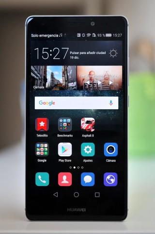 Huawei Mate S - Frontal