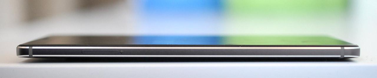 Huawei Mate S - Izquierda