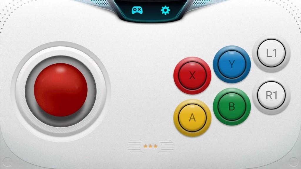 S Console Gamepad - 3