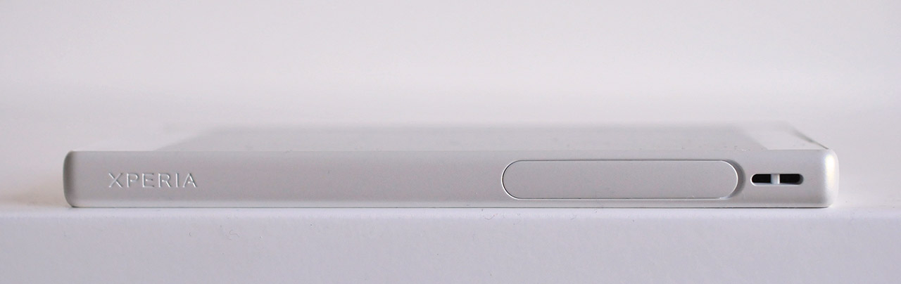 Sony Xperia Z5 Compact - izqda