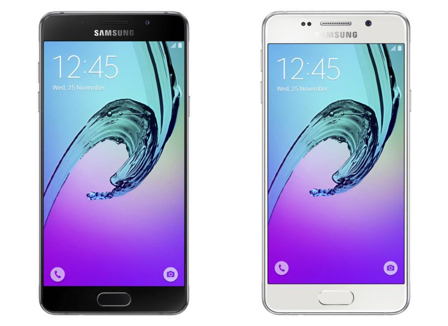 Galaxy A3 y A5