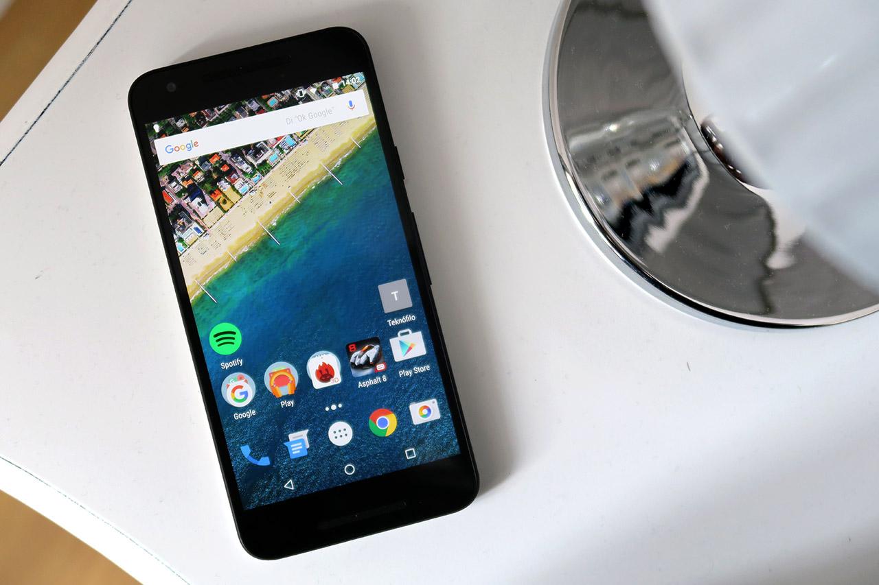 Nexus 5X - 1