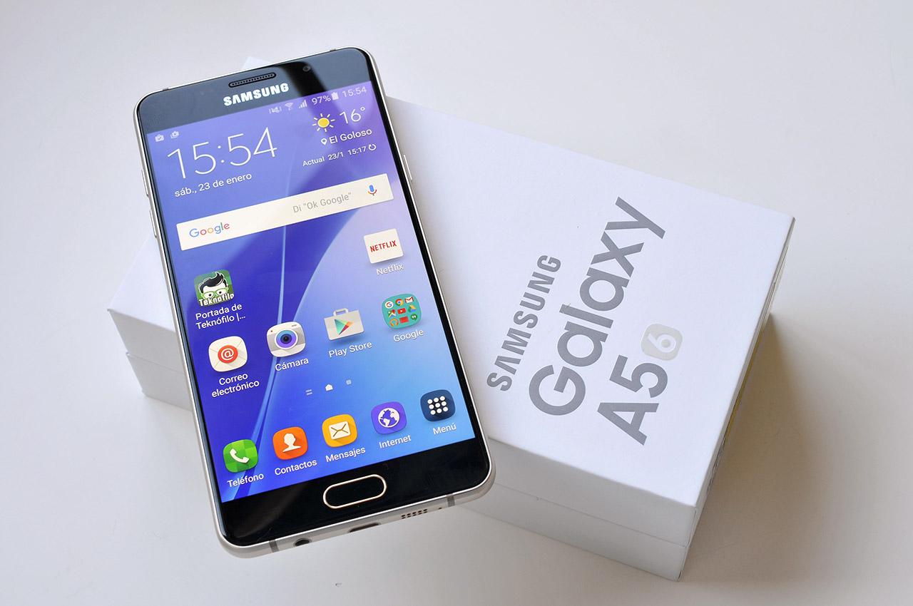 Samsung Galaxy A5 (2016) - 15